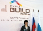 Пиастрелла на Expo Build Russia!